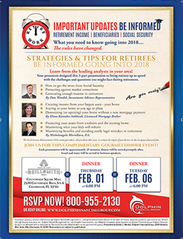 retirement investment strategy-event-clearwater-tampa-florida